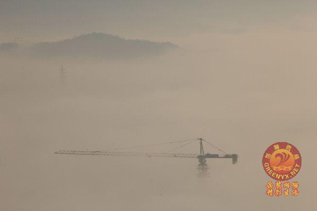 如梦似幻,犹如天堂,岳西县有个天堂镇.